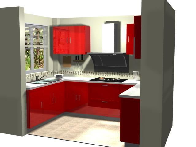 禾森橱柜 苏泊尔整体厨房电器 门店装修,敬请期待