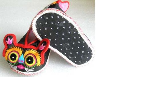 我想你知道,纯手工制作的宝宝虎头鞋,有着悠久的历史,但在市面上已