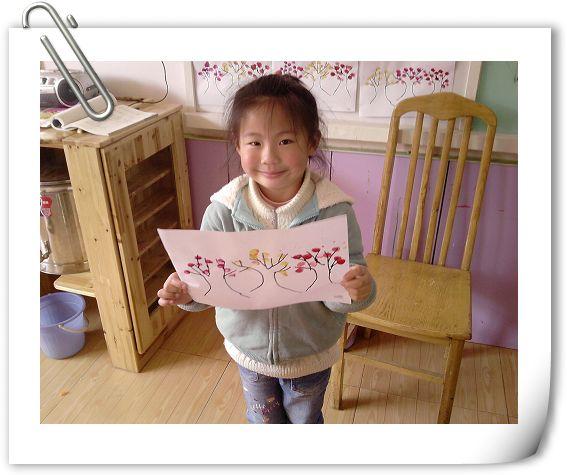 幼儿园母亲节手工制作手指