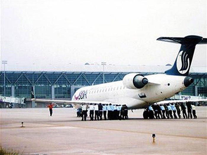 哈尔滨到镇江飞机