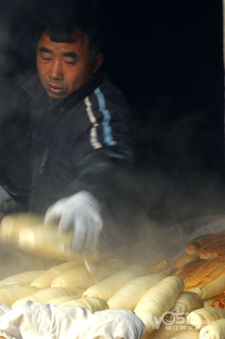 油桶做的烧饼图片