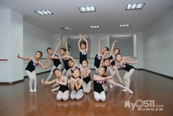 """镇江市雏燕少儿舞蹈团2010年7月19日""""中国舞考级"""""""