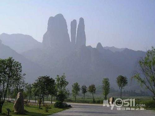 江郎山景区为世界自然遗产地,国家级重点风景名胜区和国家级aaaa级
