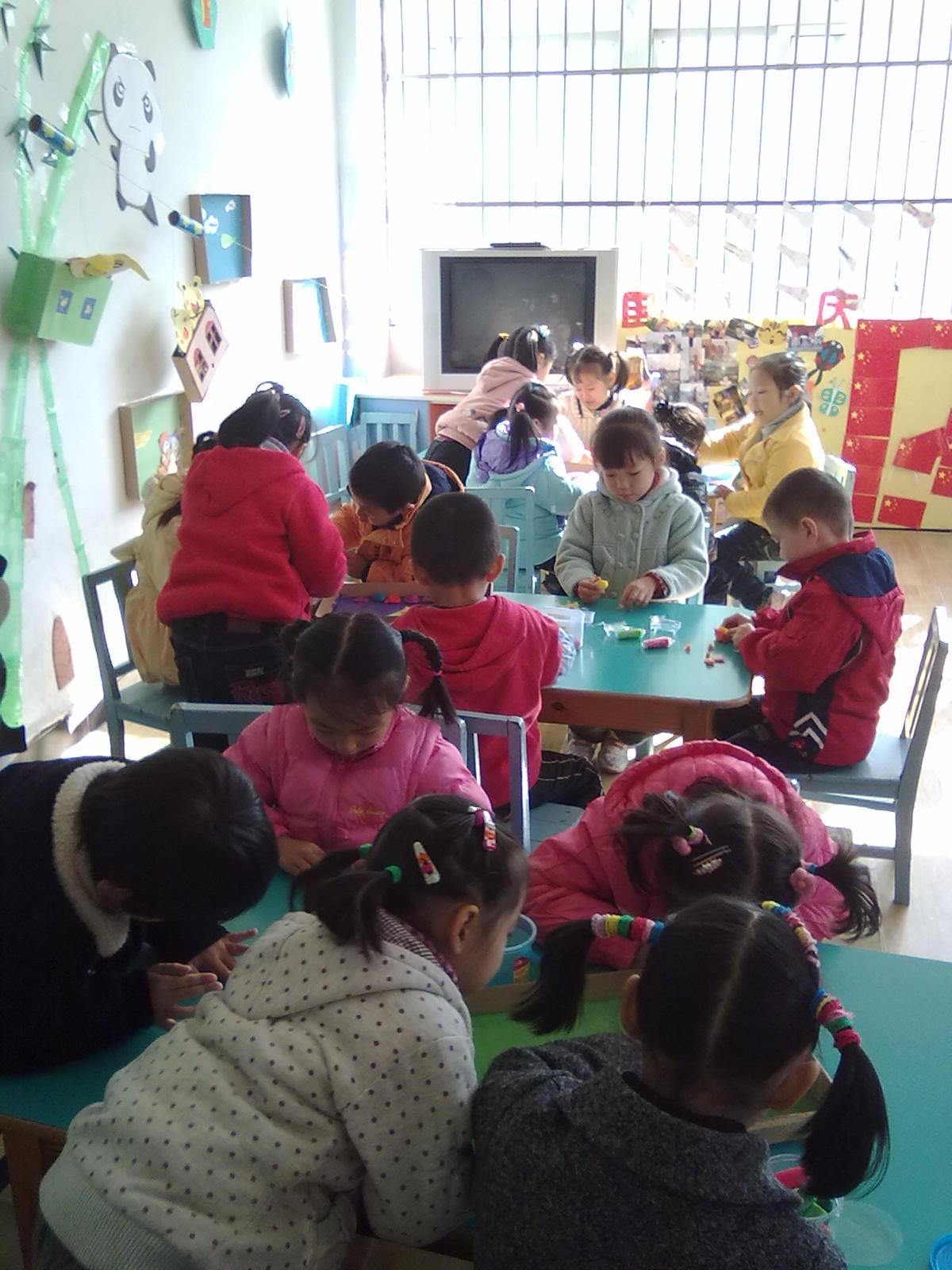 瑞泰新城美美体艺幼儿园2012年可可之家(我们毕业啦)