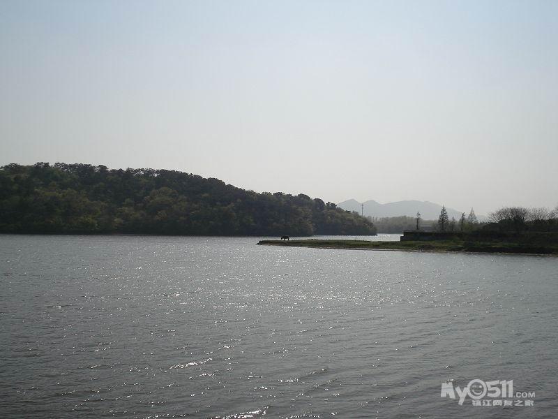 南山风景区回龙湖