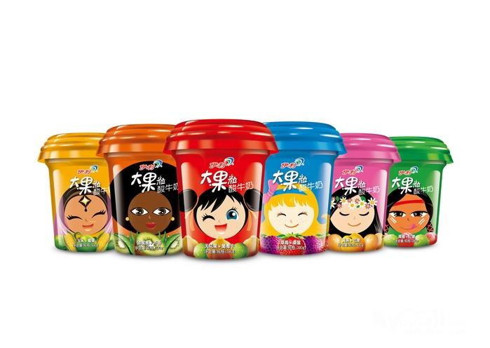 ┅┅老酸奶团,伊利酸奶网络总代理┅图片