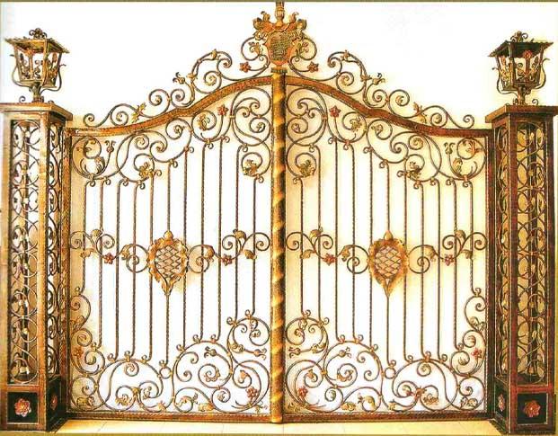 安泰 铁艺防盗门窗 楼梯,阳台护栏等 家
