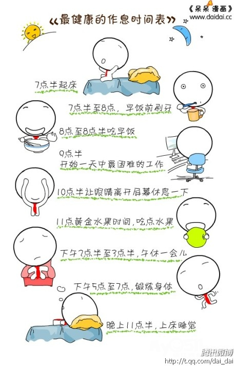 学生健康作息时间表【相关词_ 高中学生作息时间表】