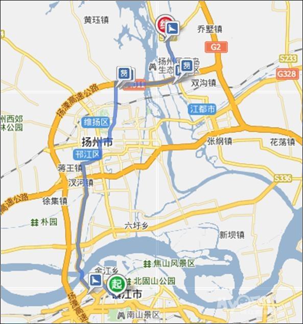 镇江市三维地图