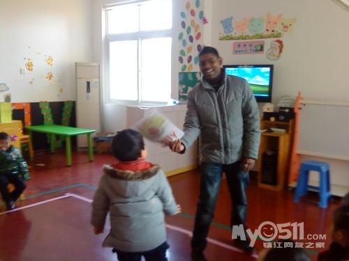 北京幼师实验幼儿园 外教老师