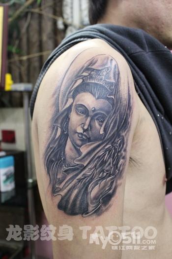 镇江纹身 热烈祝贺龙影纹身荣获2012中国纹身比赛