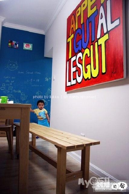 小画家的儿童房,儿童房的diy我很自豪图片