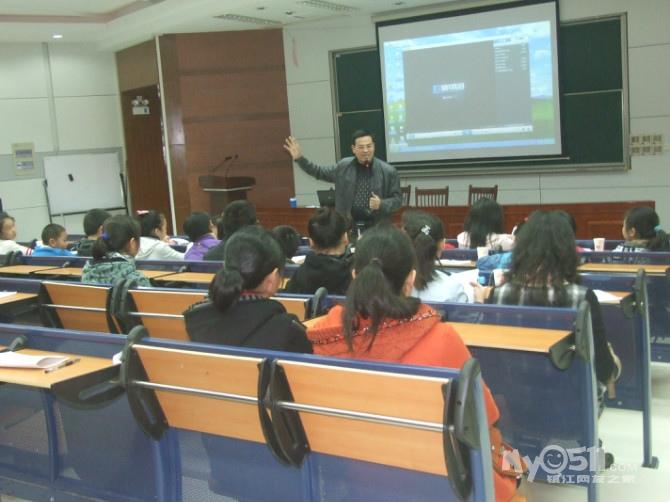 11月27日智慧学语文中国行常州专场讲座图文欣赏