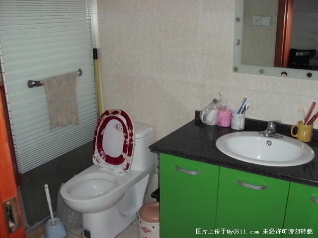 卫生间带淋浴房高清图片