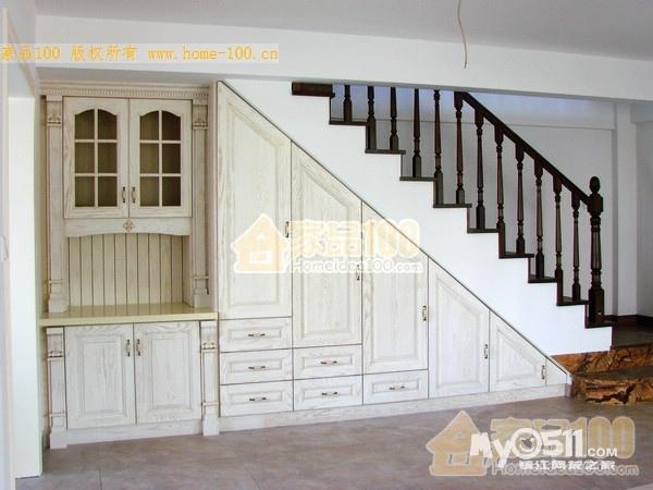楼梯下空间设计图楼梯下空间利用楼梯下设计_点