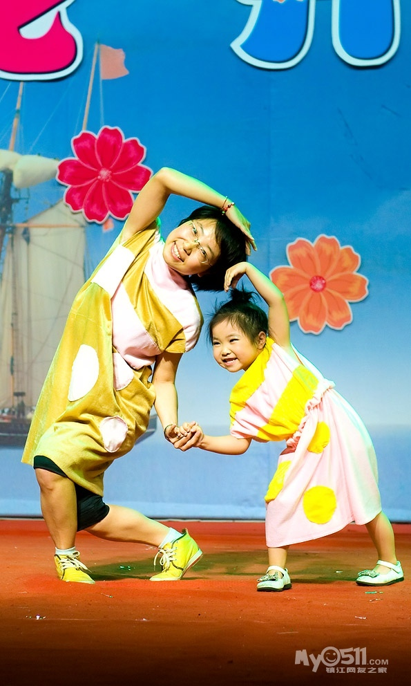 2012牌坊巷幼儿园六一儿童节表演照片终于出炉了