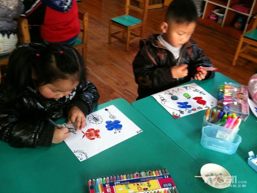 巧手剪纸:蝴蝶 - 梦溪幼儿园