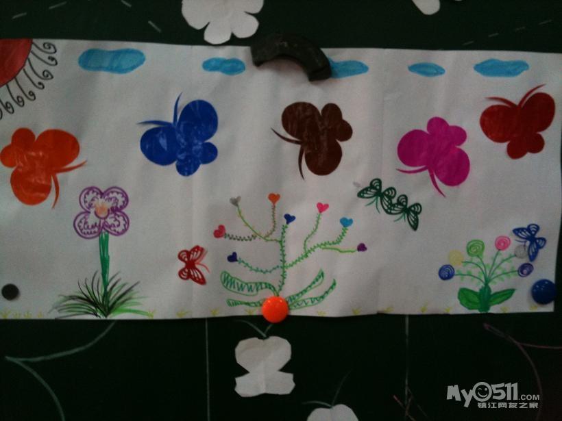 巧手剪纸:蝴蝶