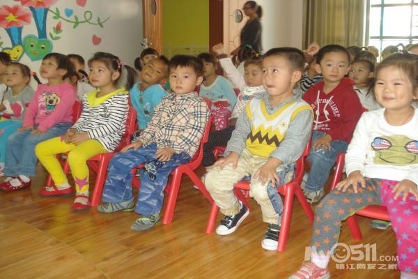 沃得雅苑幼儿园庆中秋国庆主题活动