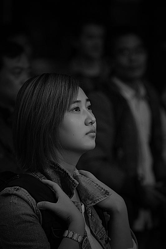 hifi西津渡------空想家乐队主唱陈粒