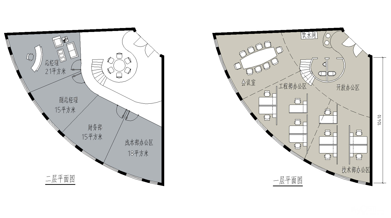 原始结构图为平面图上黑色墙体部分,在这里就不单独发了.