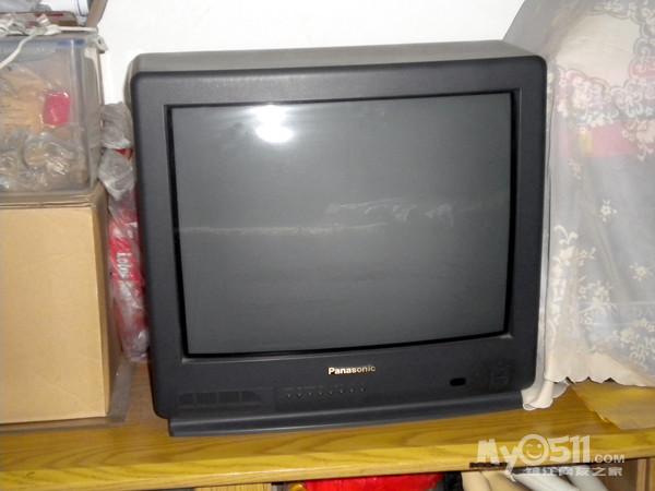 松下2188型21吋彩色摇控电视机(多制式,有AV插座)