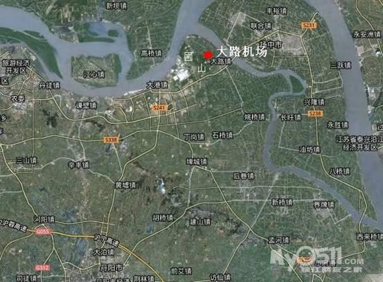 未来镇江机场将起降大型越洋飞机