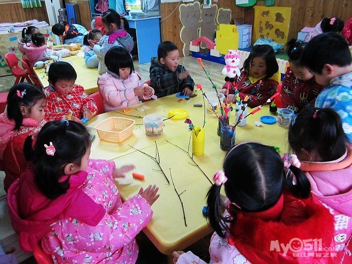 瑞泰新城美美体艺幼儿园2012-2013学年第二学期