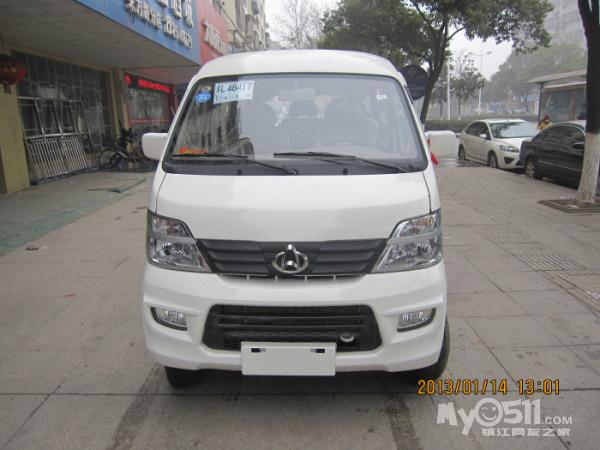 低价出售长安之星2代16v,51kw中央空调大马力高配面包车,新车未上牌照