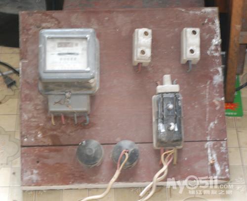 电表及保险丝入户板谁要