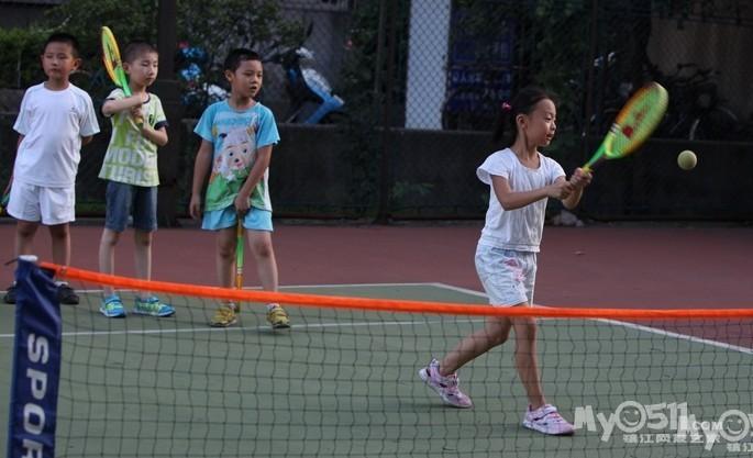 少儿网球_中国网球协会少儿网球发展联盟精英赛成都站收