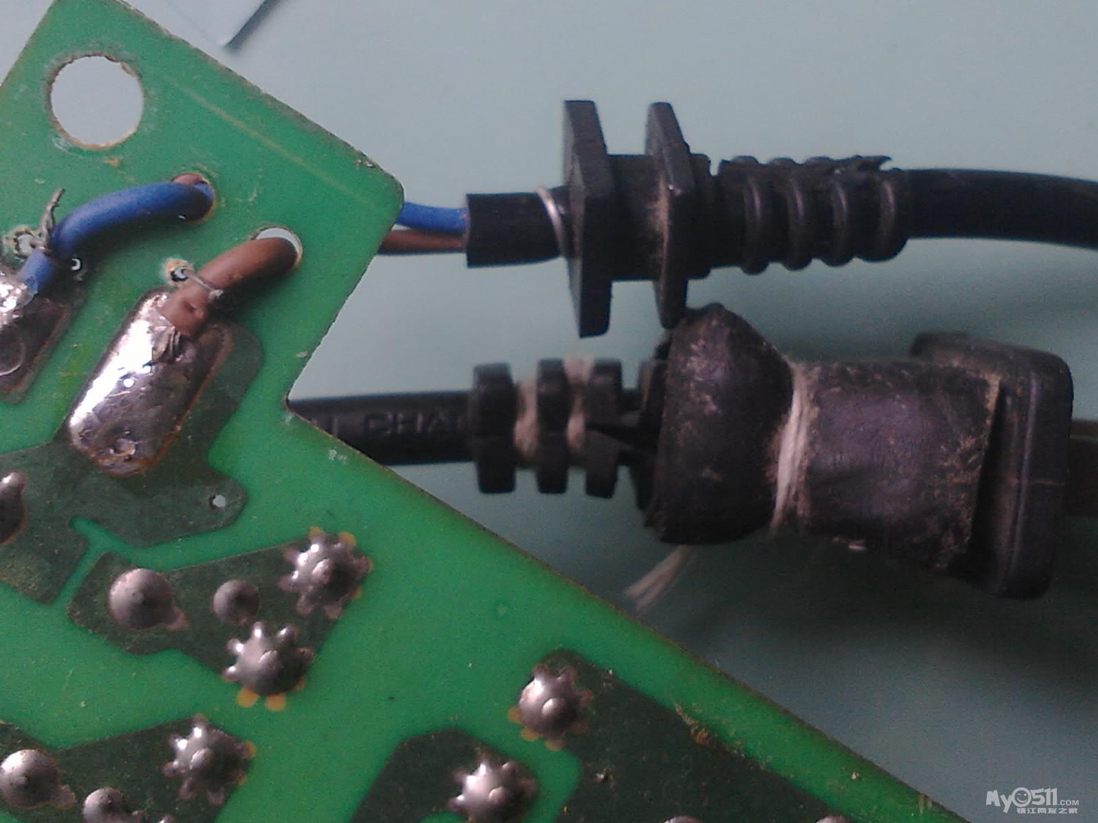 电动车充电器低级错误