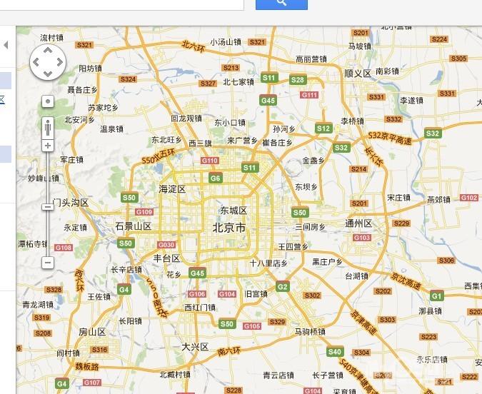 镇江全封闭快速路路网设计方案(自己在北京