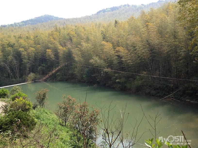 开春第一跑-------石塘竹海风景区 全程4s拍摄