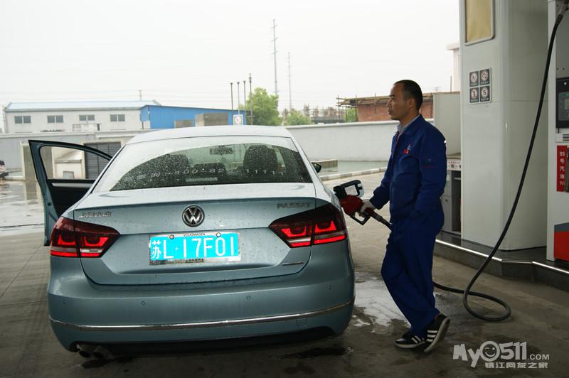 镇江常力上海大众-一箱油一千公里,全新帕萨特可以做到 丹阳 黄山高清图片