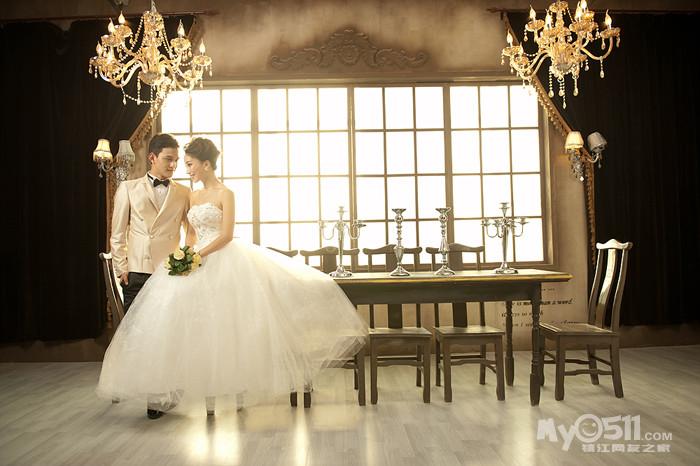 2013罗门婚纱摄影--潘多啦实景基地拍摄