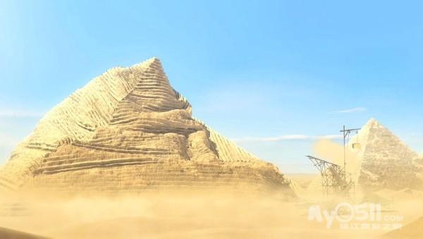 埃及金字塔的家伙