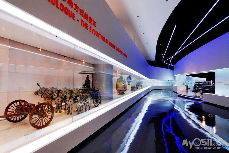 高端自组上海汽车博物馆 巧克力开心乐园 科技