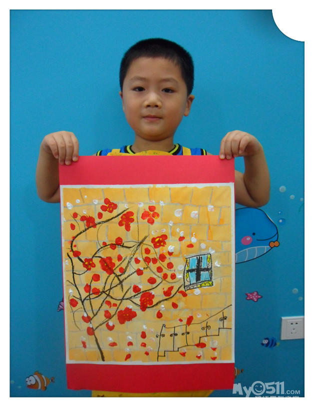 儿童绘画,每一位孩子的作品都将成为ta人生第一幅精彩的创作!