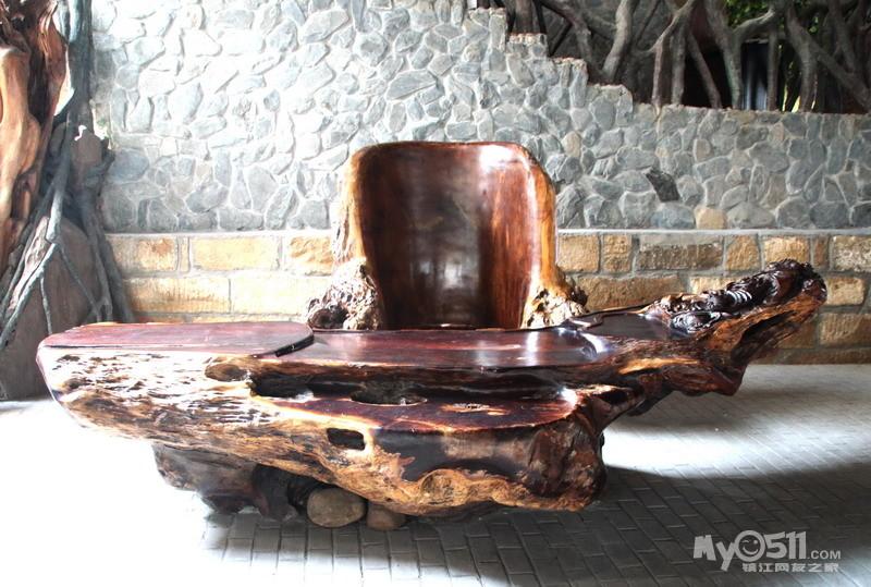 民间工艺与馆藏艺术系列之-----五千年根雕艺术馆藏品欣赏【转载】 - 转身之间 - 转身之间、百年孤独