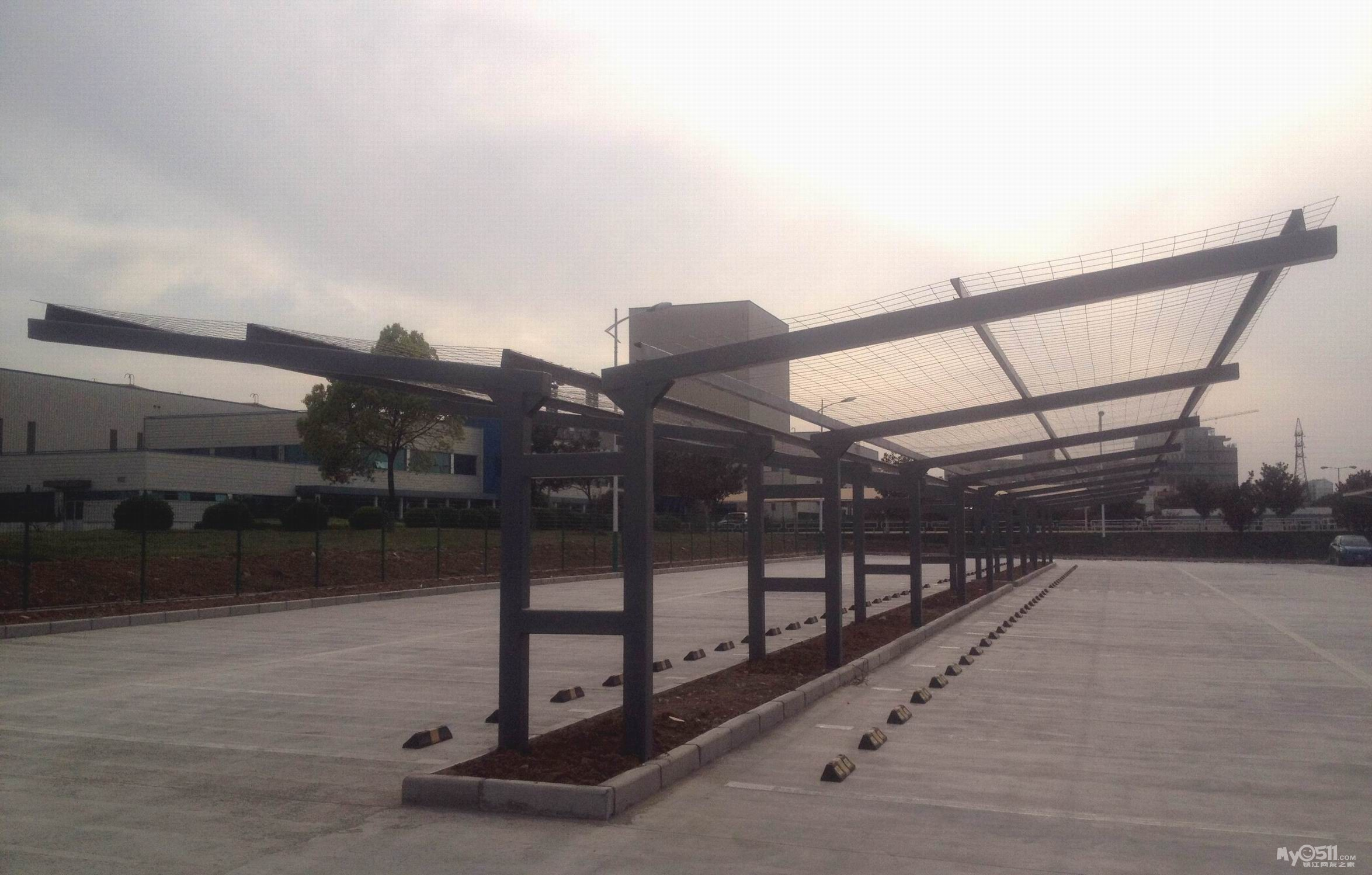 镇江天棚膜结构有限公司案例
