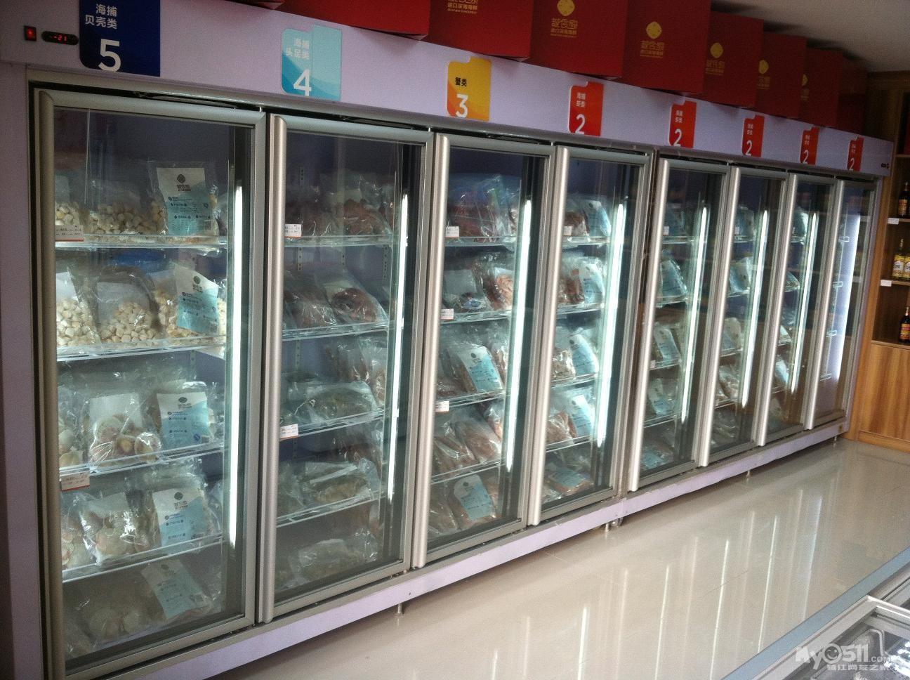 镇江有进口深海海鲜的专卖店啦