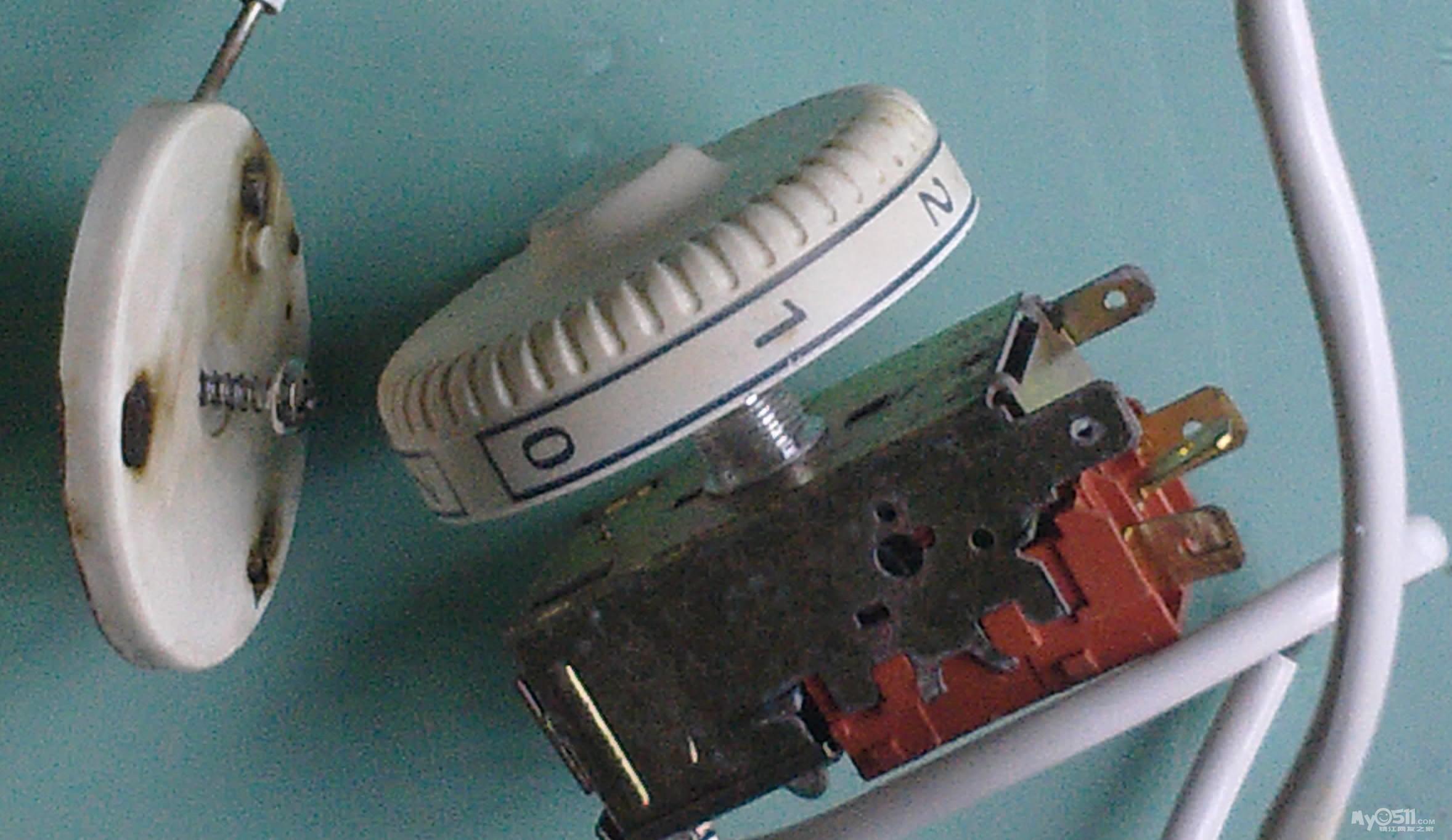 标题: 海尔冰箱温控器可修调