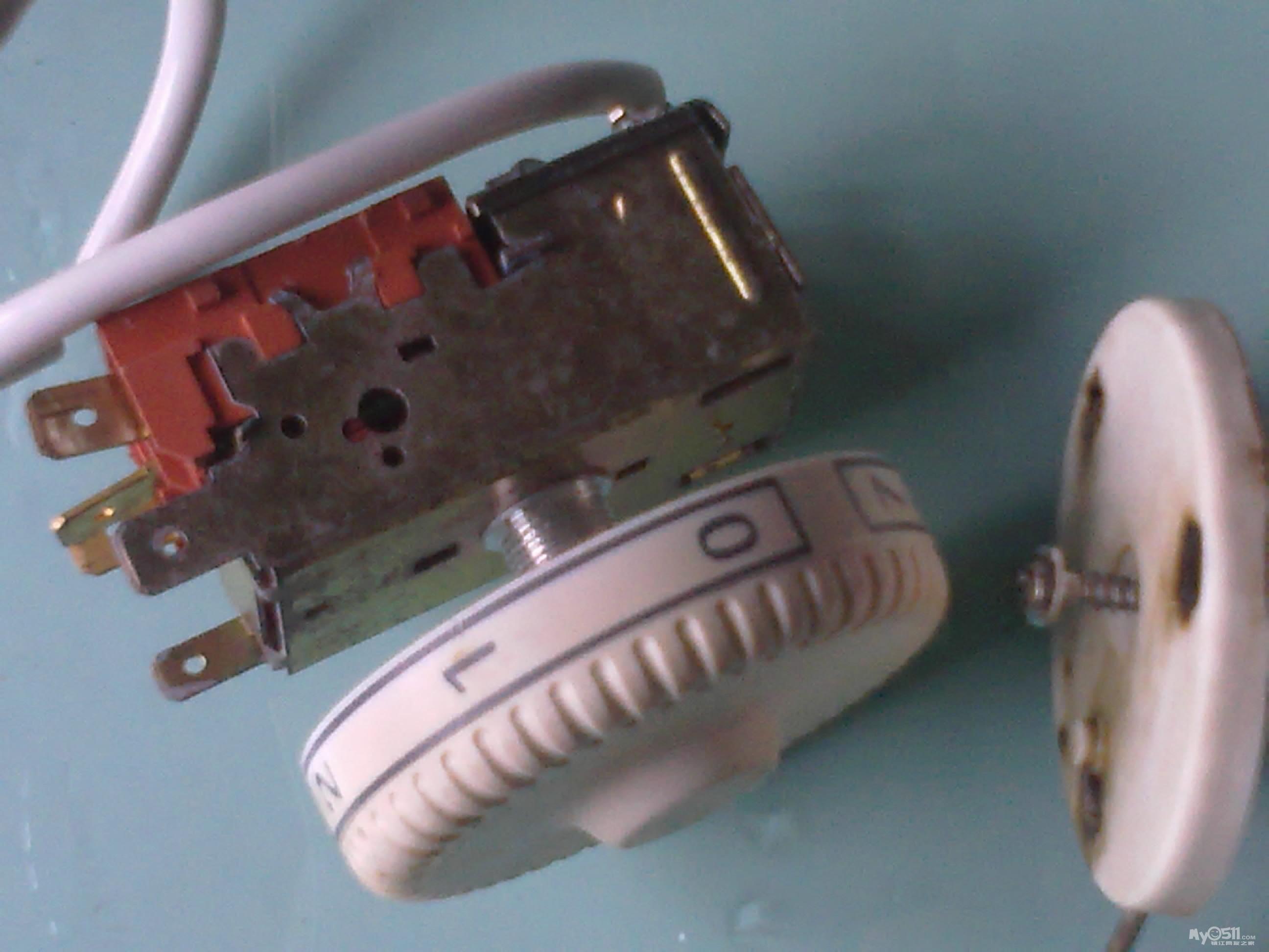 海尔冰箱温控器可修调 - 家居综合 - 梦溪论坛 镇