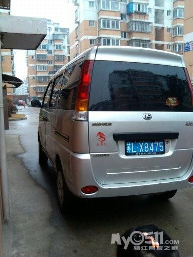 2011年昌河福瑞达面包车2.5万出售高清图片