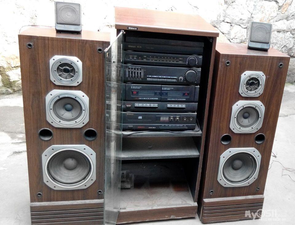 ▊▊▊新科牌组合音响(卡拉ok,收音机,录音机,唱片机