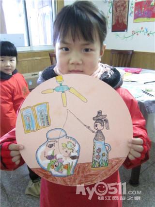 儿童版画 手工制作