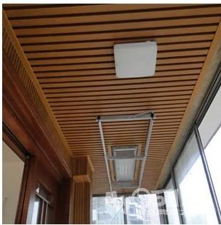 镇江哪里有做生态木阳台吊顶的?