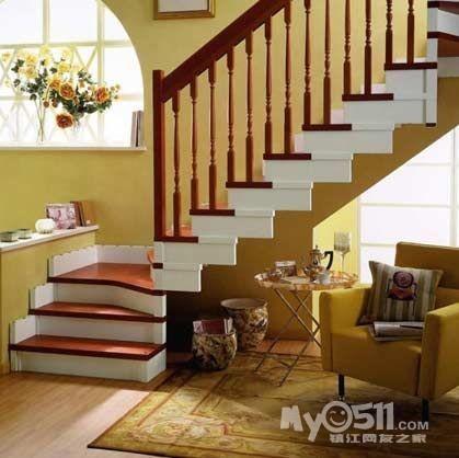 萬家基和裝飾----復式樓梯設計