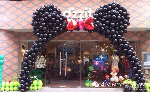 服装店开业想做个气球拱门,哪里有做啊图片